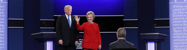 امریکای دیدنی؛ ۵ نکته برجسته مناظره نامزدان ریاست جمهوری امریکا