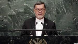 معاون رییس جمهور افغانستان در مجمع عمومی سازمان ملل نیز از پاکستان به شدت انتقاد کرد
