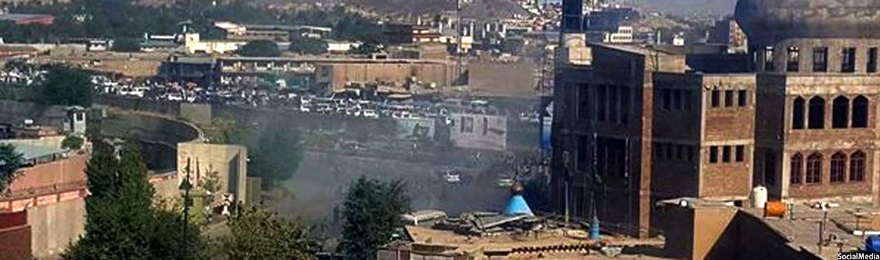 حمله انتحاری در کابل؛ افسران پولیس و ارتش هدف اصلی بودند