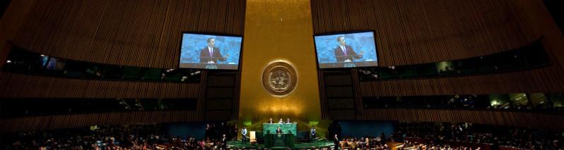 بحران مهاجرت؛ کمک به پناهجویان در صدر سخنرانی اوباما در سازمان ملل