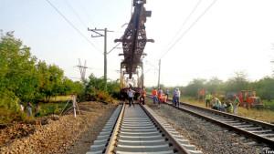 روزنامههای محلی ترکمنستان اعلام کردهاند که این راهآهن در حال تکمیل شدن است