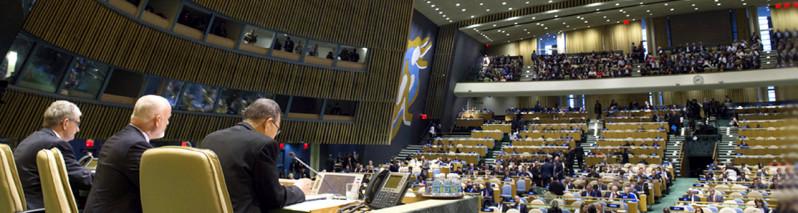 دانش در نیویورک؛ موضع مقتدر افغانستان علیه پاکستان در سازمان ملل