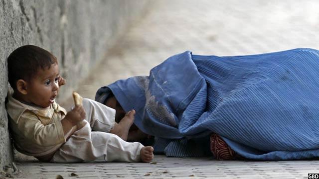 به اساس گزارش برنامه غذای جهان 40 درصد مردم افغانستان مصونیت غذایی ندارند
