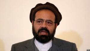 امین کریم از اعضای ارشد حزب اسلامی به رهبری حکمتیار