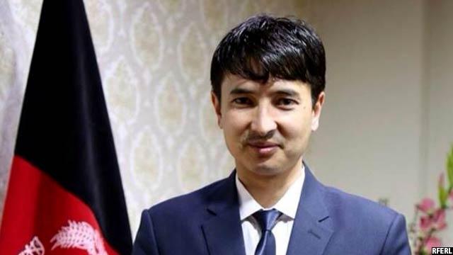 امید میثم، یکی از سخنگوهای ریاست اجرایی افغانستان