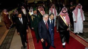 در سفر رسمی رییس اجرایی به این کشور، شاه عربستان متعهد شده است تا در زمینهی صلح همکار افغانستان باشد