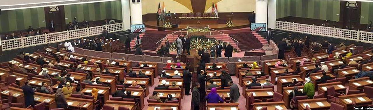 مجلس افغانستان: تبلیغ برای داعش و افراطگرایی جرم است