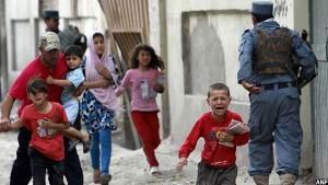 براساس این گزارش میزان قرانیان کودکان در سال گذشتهی میلادی نسبت به سال 2015 افزایش بیسابقهای داشته است
