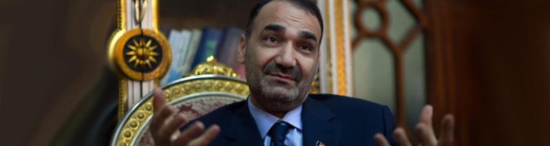 اتفاق و توسعه متوازن؛ ۹ نکته از پیام عطامحمد نور درباره اختلافات سیاسی رهبران حکومت وحدت ملی