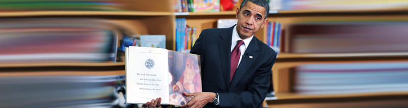 باراک اوباما خواندن کدام کتابها را پیشنهاد میدهد؟