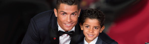 cristiano-ronaldo-with-his-son