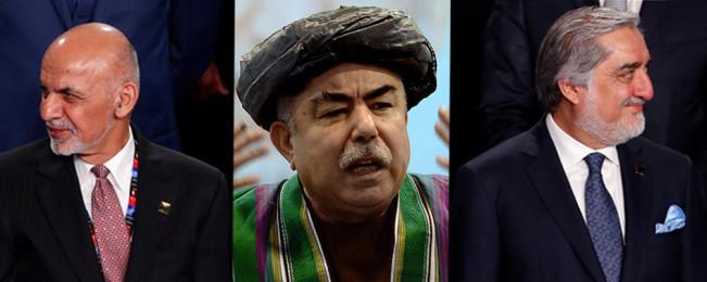 تمرکز قدرت؛ اوج اختلافات رهبران حکومت وحدت ملی