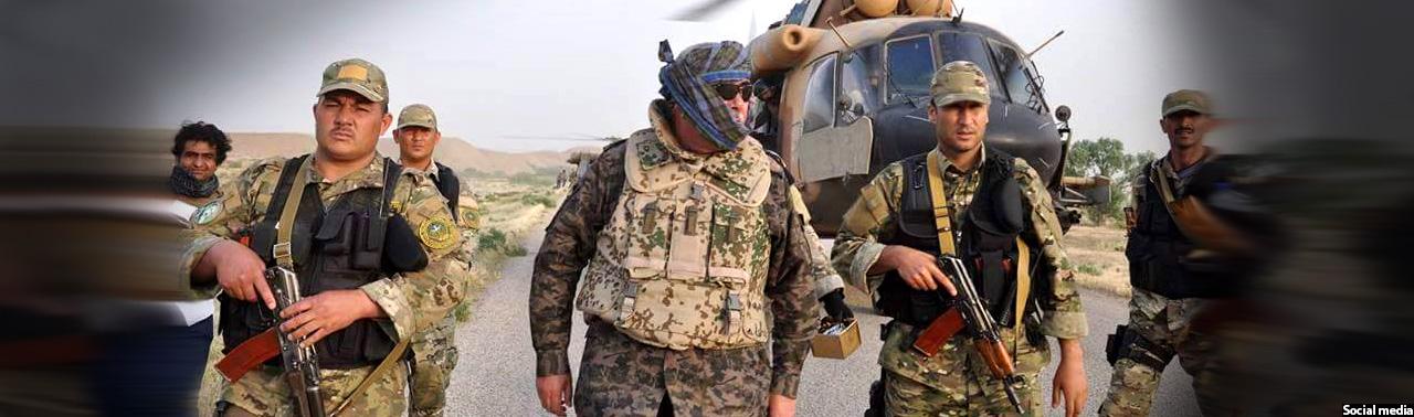 معاون اول رییسجمهور افغانستان از کمین طالبان جان به سلامت برد