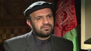 ظاهر قدیر، نایب اول مجلس نمایندگان افغانستان