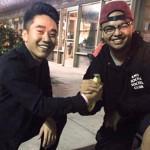 پسر آمریکایی 80کیلومتر راه را برای دادن یک کیله به دوستش، پیمود!