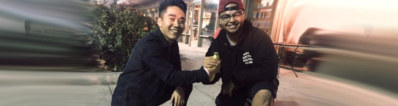 پسر آمریکایی ۸۰کیلومتر راه را برای دادن یک کیله به دوستش، پیمود!