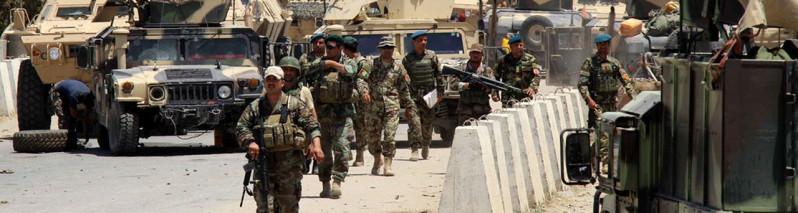۸ روز پس از حمله طالبان؛ وضعیت در شهر قندوز رو به بهبود است