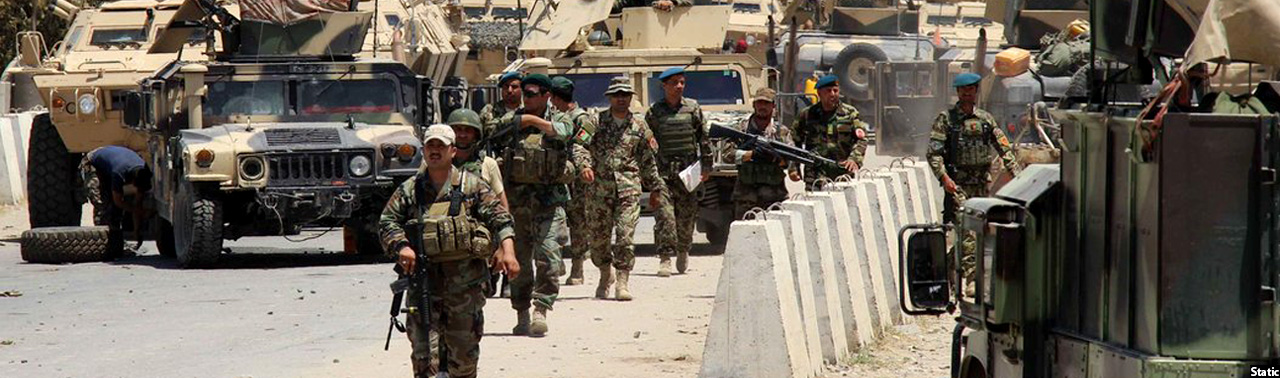 طالبان زیر آتش؛ از آغاز عملیات ضد داعش در ننگرهار تا جلوگیری از حمله خونین در قندوز