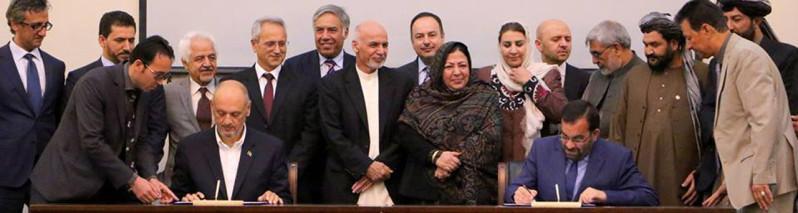 بند کجکی ۲؛ گام سوم اشرف غنی در راستای تولید انرژی در افغانستان
