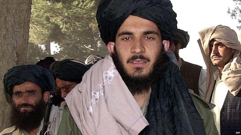 ملا یعقوب پسر رهبر پیشین طالبان ملا عمر.