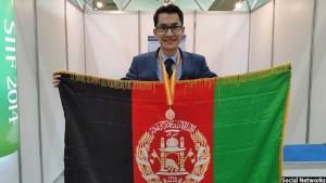 مطفی با دومین مدال خود در کشور کوریای جنوبی