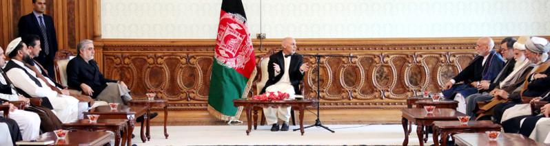 اجماع سیاسی؛ نگرش تاکتیکی یا استراتژیک اشرف غنی به بزرگان افغان
