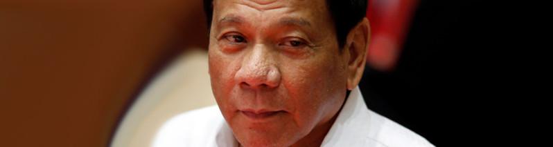 رییسجمهور فلیپین: خدا با من حرف زد