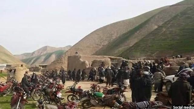 taliban-in-faryab