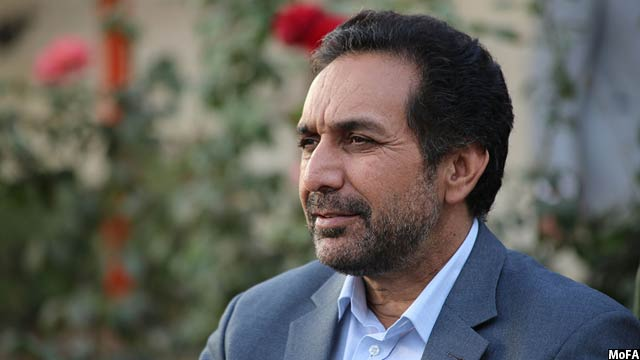 احمدضیا مسعود، نمایندهی فوقالعاده رییس جمهور افغانستان در امور اصلاحات و حکومت داری خوب