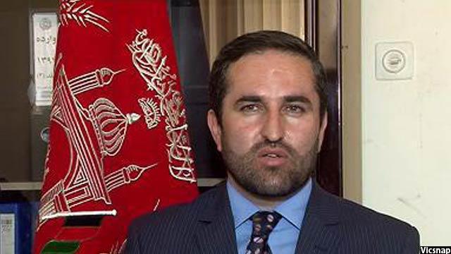 خیر الله آزاد معاون سخنگوی وزارت خارجه افغانستان