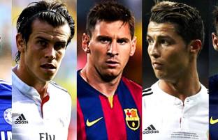 انتخاب دشوار؛ توپ طلای امسال به کی خواهدرسید؟