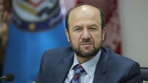 تاج محمد جاهد وزیر امور داخله افغانستان
