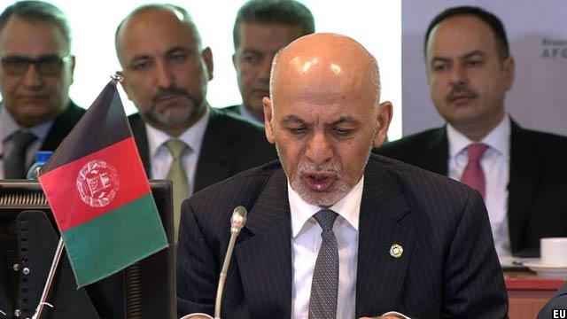رییس جمهور غنی نیز از رفتار دوگانه پاکستان در قبال افغانستان به شدت انتقاد کردهاست