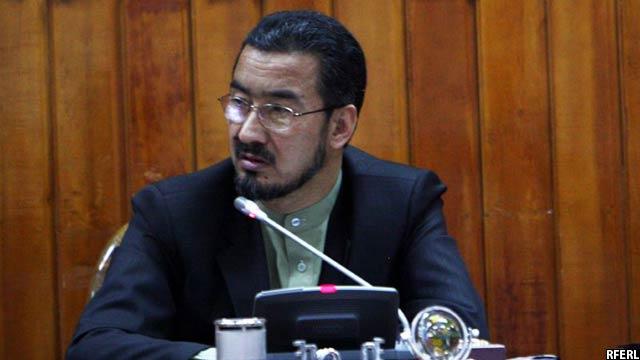 عبدالروف ابراهیمی، ریس مجلس نمایندگان افغانستان