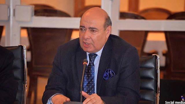 آذرخش حافظی، رییس بخش بین المللی اتاق تجارت و صنایع افغانستان