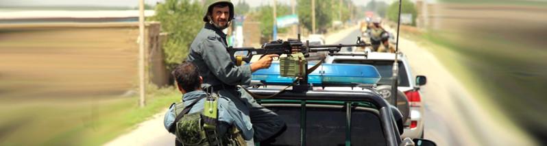 حمله بر مقر ولایت زابل؛ ۲۶ پلیس کشته و زخمی شدند