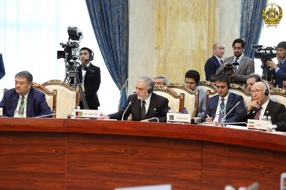 سرتاج عزیز مشاور امنیت ملی نخست وزیر پاکستان، نیز در این اجلاس شرکت کرده است