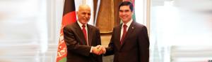 afghanistan-turkmanistan-presidents