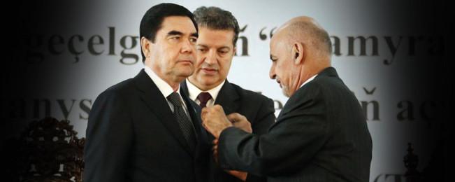 حاشیههای مراسم گشایش راهآهن ترکمنستان- افغانستان