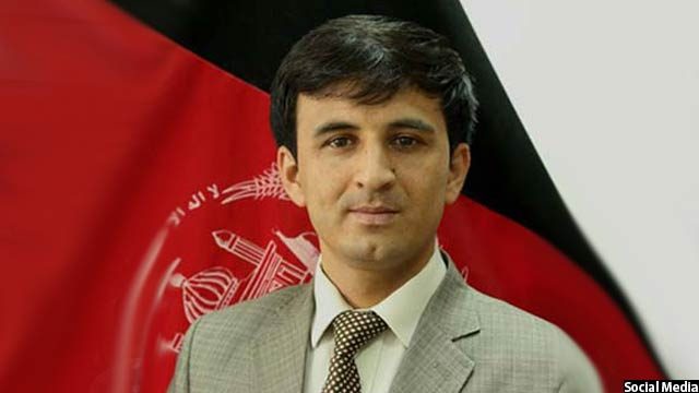 اکبر رستمی، سخنگوی وزارت احیا و انکشاف دهات افغانستان