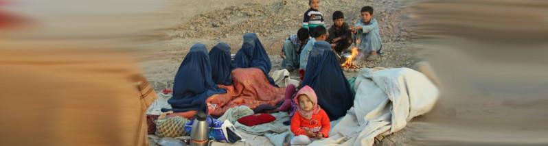 بیجاشدهگان داخلی و زمستانی سختتر از جنگ در افغانستان