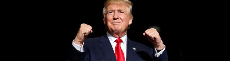 میلیاردر بیتجربه در سیاست، فرمانروای جدید کاخ سفید شد