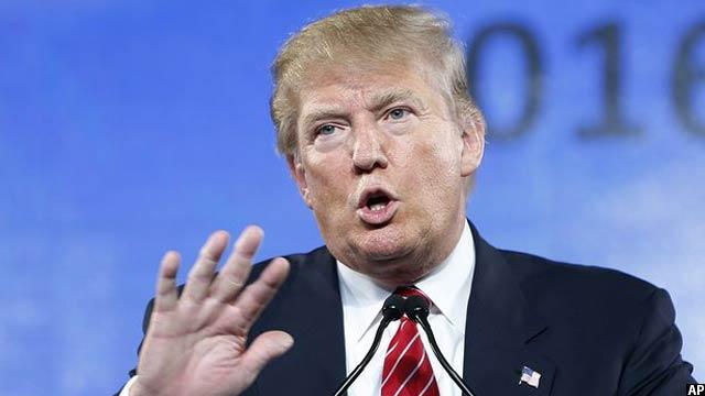 دونالد ترامپ دومین فرد قدرتمند جهان