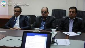 مقام های وزارت انرژی و آب افغانستان