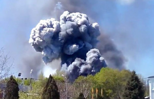 اینبار بگرام؛ طالبان این پایگاه نظامیان آمریکایی را هدف قرار دادند
