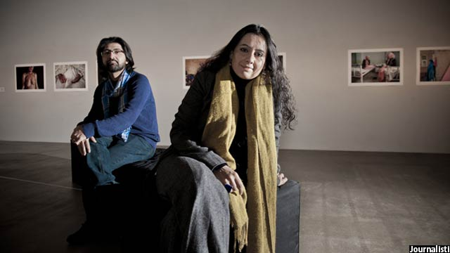 farzana-wahidi-and-massoud-hossaini