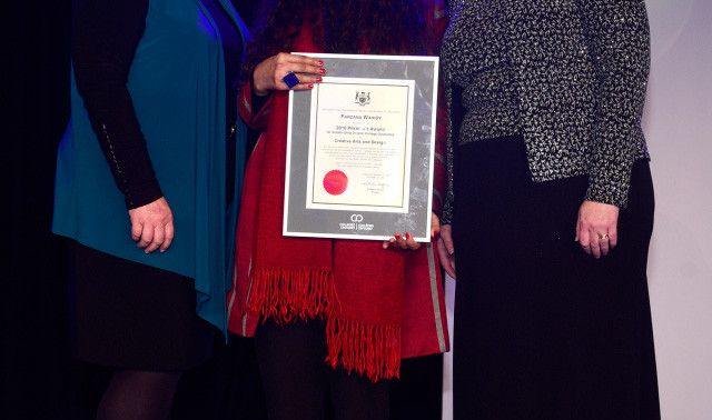 farzana-wahidi-winnin-award-2016