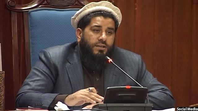 فضل هادی مسلمیار، رییس مجلس سنا