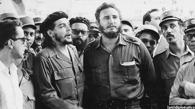 fidel-and-che