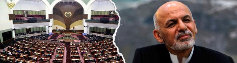 تقابل حکومت و مجلس؛ بحرانی که برای افغانستان خطرناک است